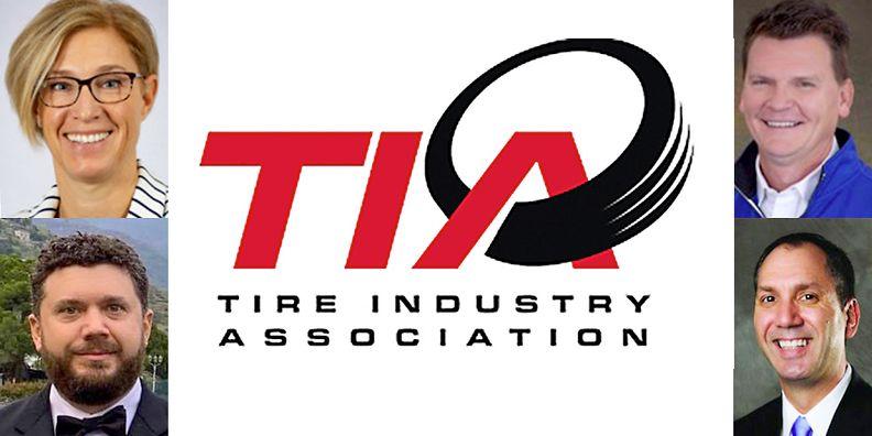 TIAS new board members